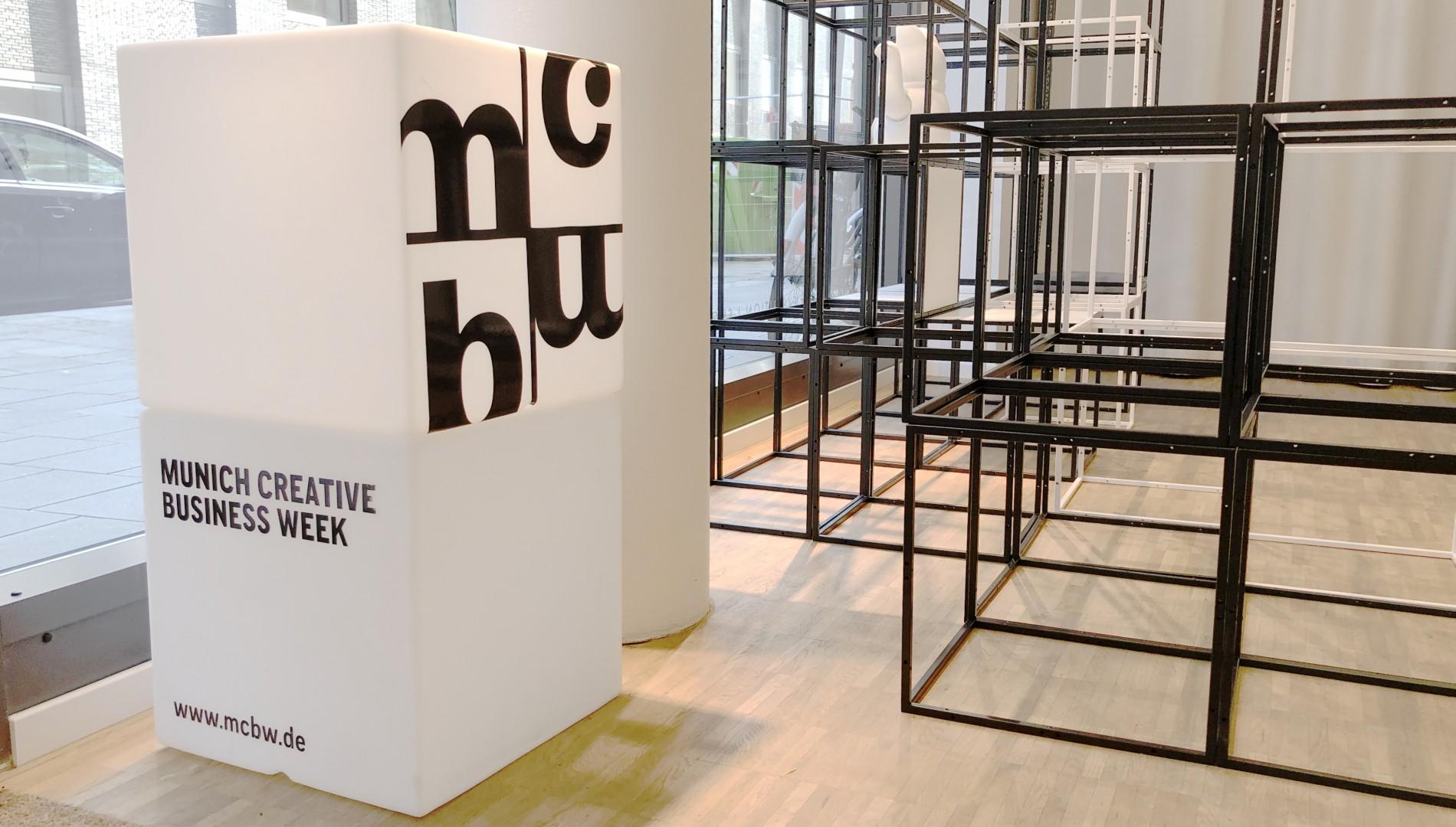 Büro der Designagentur das formt in München