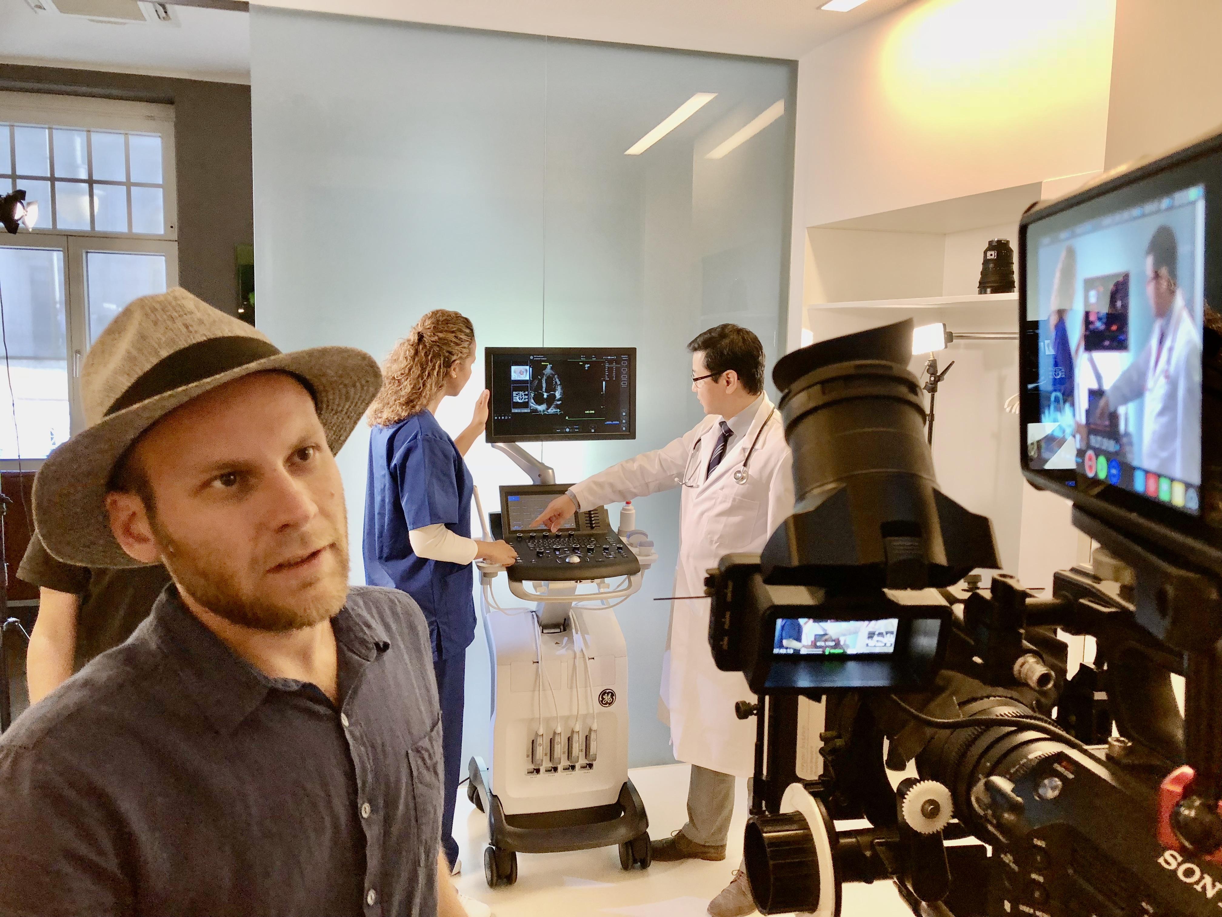 Videoproduktion der Designagentur das formt für den neuen Versana Premier in München