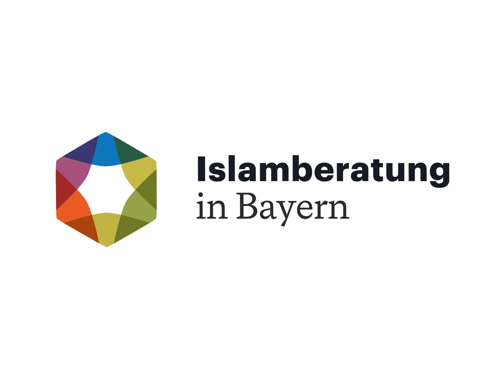 Markenentwicklung und Coporate Design für die Islamberatung in Bayern von der Designagentur das formt aus München