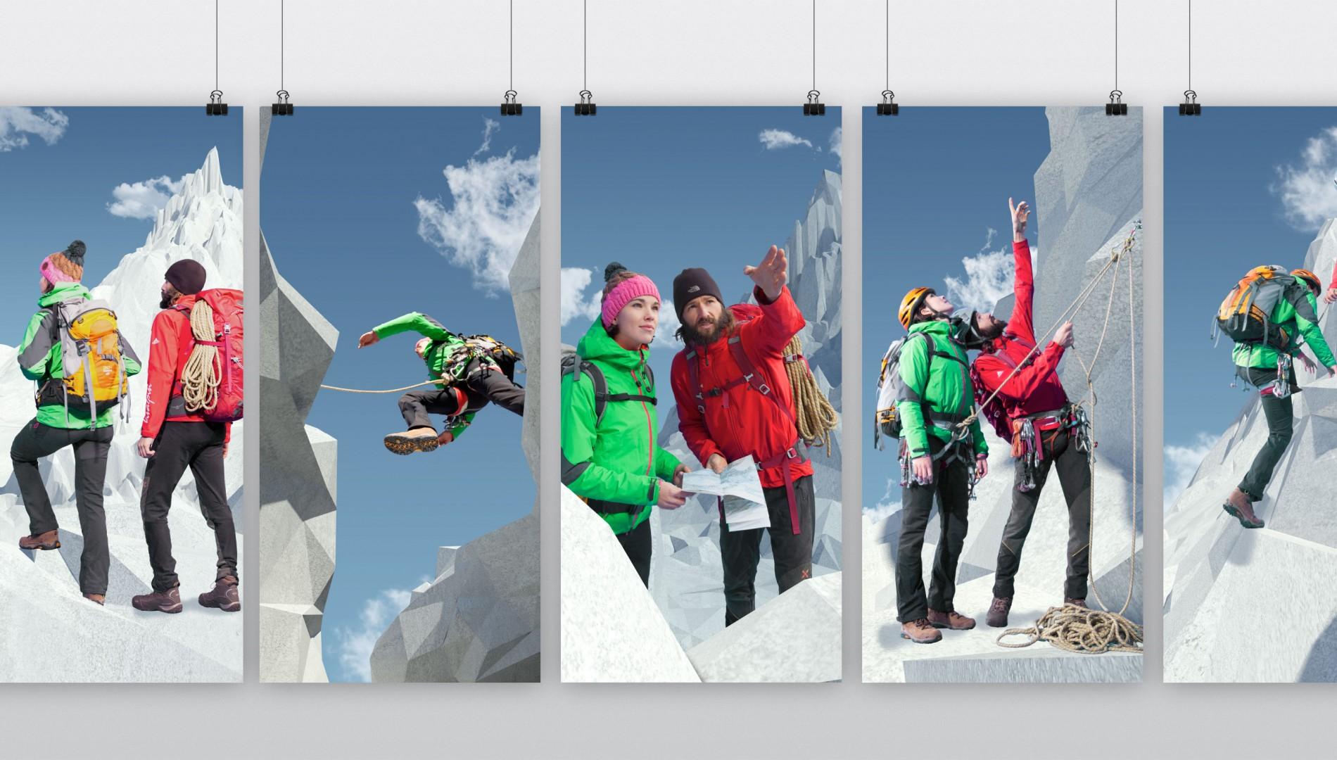 Employer Branding Kampagne mit Plakatdesign für die MSD Sharp & Dohme GmbH von der Designagentur das formt aus München