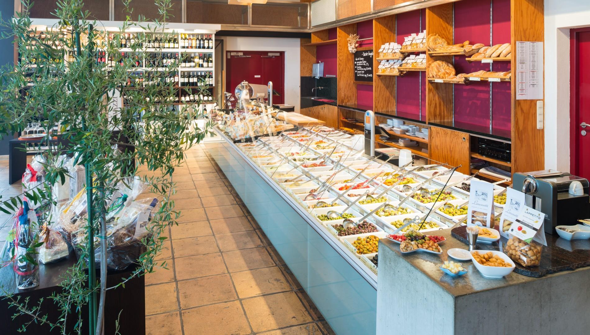 Imagephotographie für die Oliven + Öl Compagnie aus Memmingen von der Designagentur das formt aus München