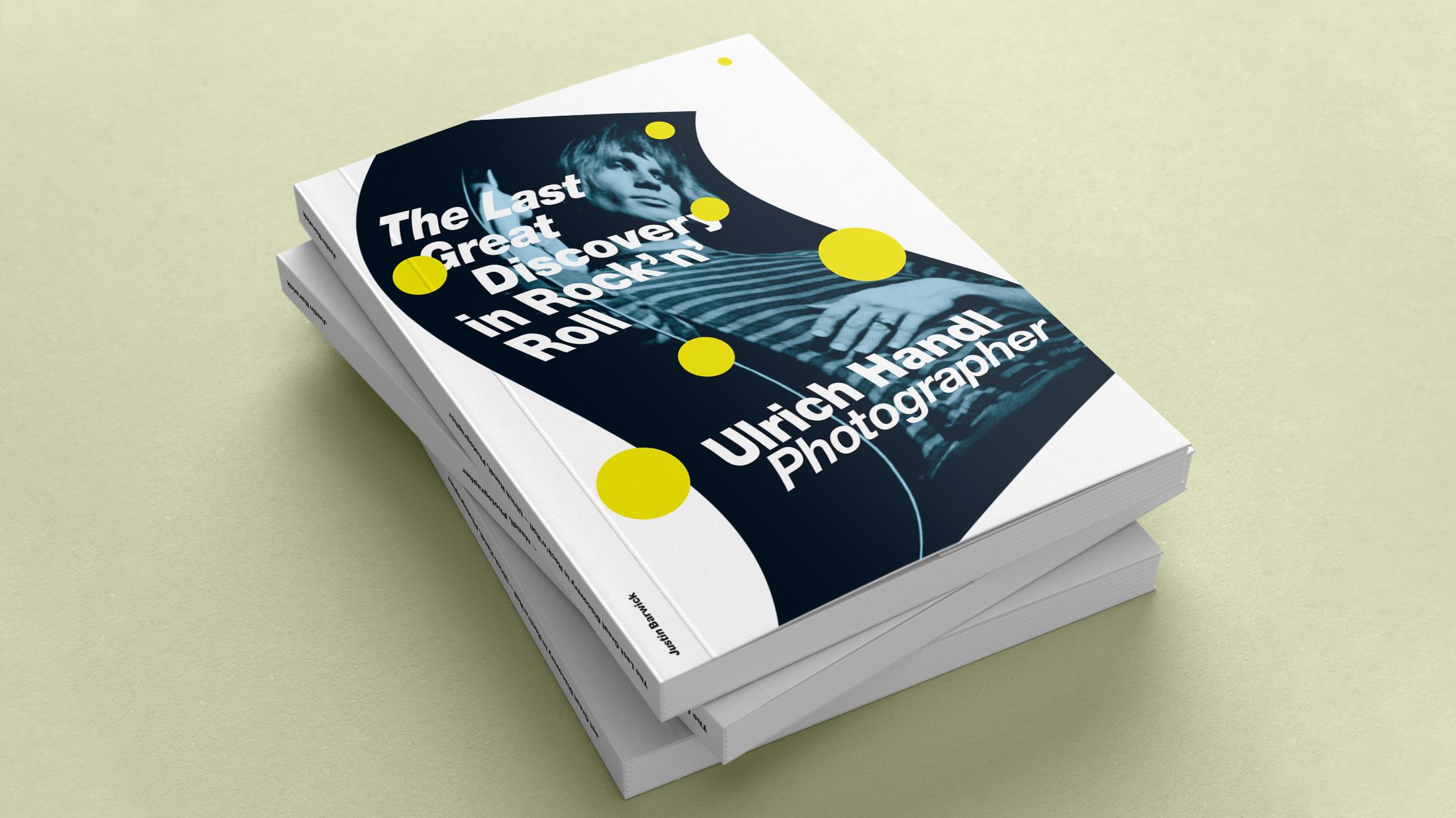 Bildband über den Münchner Photographen Ulrich Handl mit Printdesign von der Designagentur das formt aus München