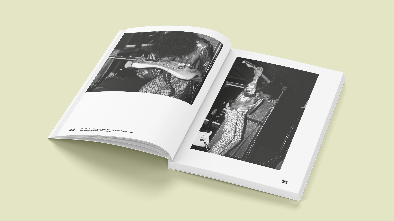 Bildband über den Münchner Photographen Ulrich Handl mit Printdesign von der Werbeagentur das formt aus München